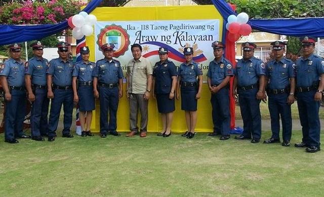 Buenavista Marinduque 118th Philippine Independence Araw ng Kalayaan