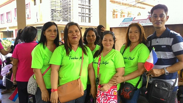 Gasan Marinduque 118th Philippine Independence Araw ng Kalayaan