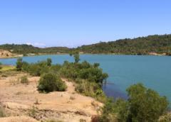 Abandonadong minahan sa Mogpog at Santa Cruz nais gawing ecotourism area ng DENR