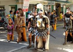 Mga empleyado ng pamahalaan sa Marinduque nakiisa sa Moriones 2017