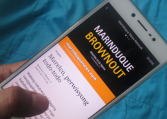 Marinduque News Network, may Instant Articles na