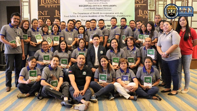 Doh Mimaropa Conducts Strict Food Safety Training For