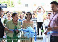 Bagong tanggapan ng PENRO Marinduque, pinasinayanan