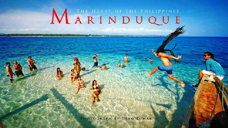 Heart of Marinduque Philippines
