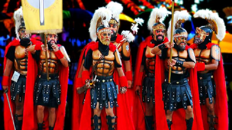 Moriones Festival Marinduque Philippines
