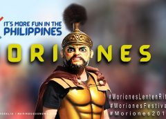 Moriones Lenten Rites 2019 Official Schedule of Activities