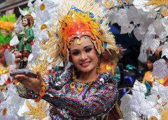 Street dancing, float parade, tampok sa sentenaryo ng Marinduque